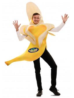 Disfraz de Plátano de Canarias para Adulto