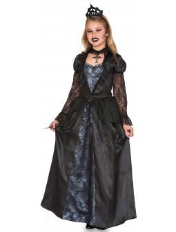Disfraz de Reina Vampira para Niña