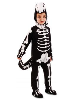 Disfraz de Dinosaurio Esqueleto Infantil