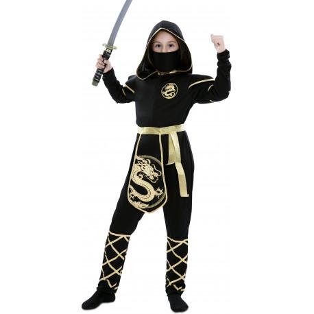 Disfraz de Guerrera Ninja para Mujer