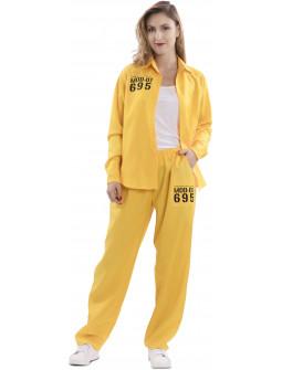 Disfraz de Prisionera Vis a Vis para Mujer