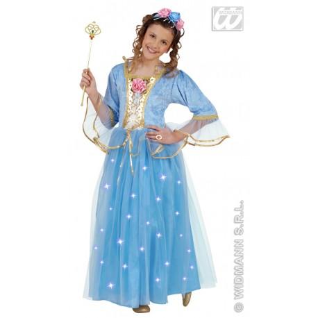 Vestido de Princesa con luces
