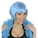 Peluca Azul - Valentina -