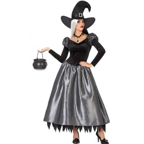 Disfraz de Bruja Oscura para Mujer