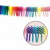 Guirnalda de Papel Multicolor 3 metros