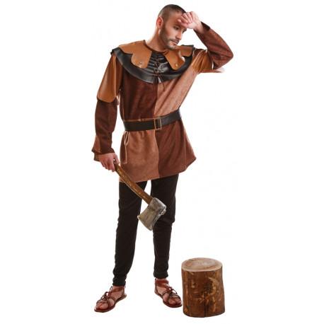 Disfraz de Aldeano Medieval para Hombre