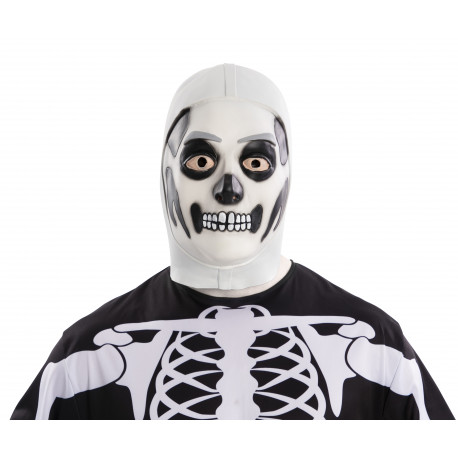 Máscara de Skull Trooper Fortnite