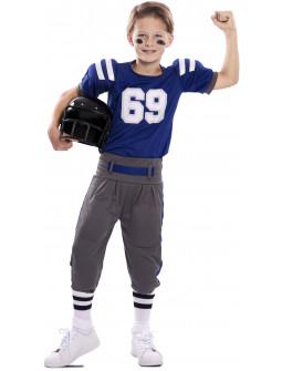 Disfraz de Jugador de Rugby Infantil