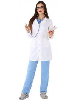 Disfraz de Doctora para Mujer