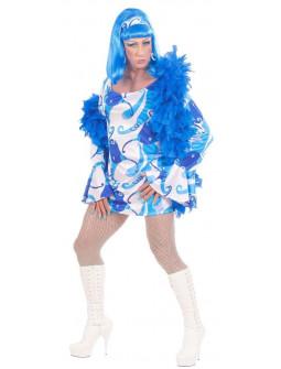Vestido para hombre 70s, en colores