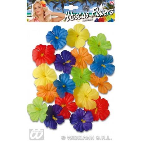 Flores sueltas, de colroes