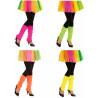 Calentadores Neón Años 80 en Colores