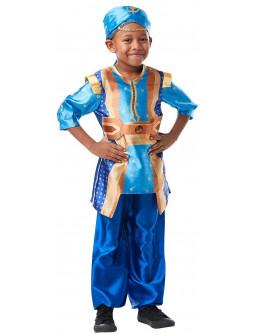 Disfraz de Genio de Aladdín Infantil
