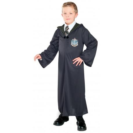 Disfraz de Aprendiz de Mago Slytherin Infantil