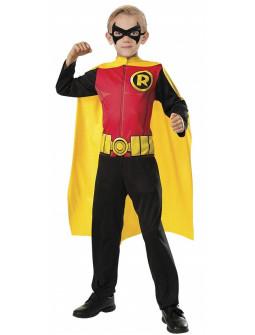 Disfraz de Robin de Batman para Niño