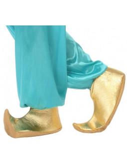 Cubrezapatos Árabes Dorados