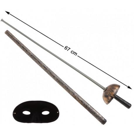 Espada de Mosquetero Florete