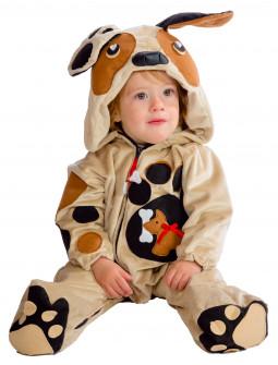 Disfraz de Perro Divertido para Bebé
