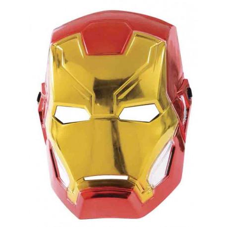 Máscara de Iron Man Vengadores Marvel Infantil