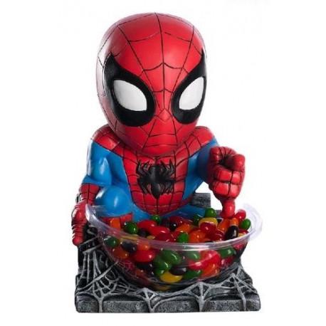 Figura de Spiderman Porta Caramelos