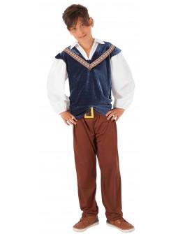 Disfraz de Romeo Medieval para Niño