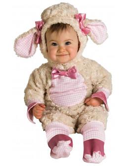 Disfraz de Oveja de Peluche para Bebé