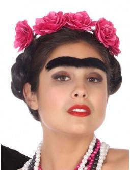 Cejas de Frida Kahlo con Entrecejo