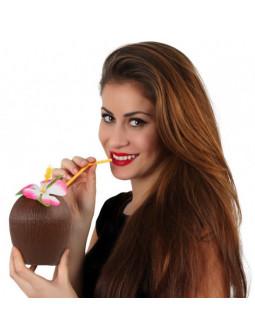 Vaso de Coco para Beber