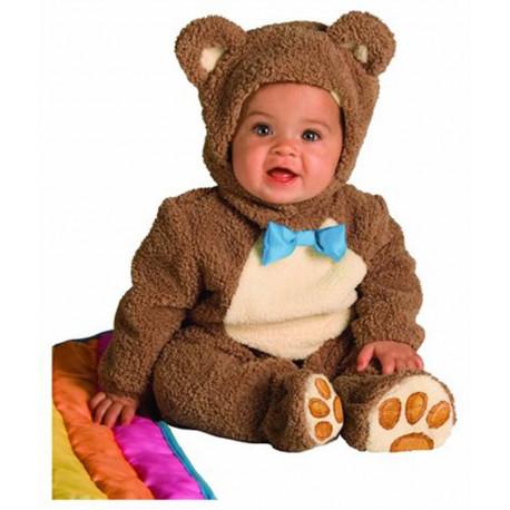 Disfraz de Oso de Peluche para Bebé