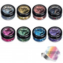 Purpurina Holográfica Gruesa en Varios Colores