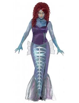 Disfraz de Sirena Zombi para Mujer