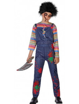 Disfraz de Muñeco Diabólico Infantil