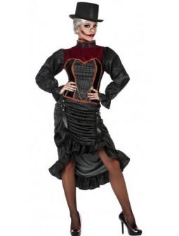 Disfraz de Vampira Victoriana para Mujer