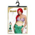 Disfraz de Sirenita Ariel para Mujer