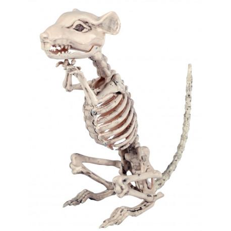 Esqueleto de Ratón para Decoración de Halloween