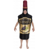 Disfraz de Botella de Vino para Adulto