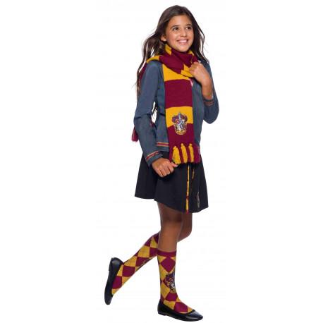 Bufanda Harry Potter Gryffindor de Lana