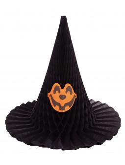 Farolillo de Sombrero de Bruja para Halloween