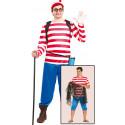 Disfraz de Wally Excursionista para Adulto