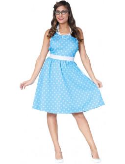Vestido de los años 50 - 60