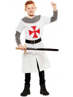 Disfraz de Templario Medieval Infantil