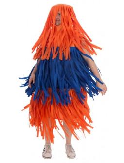 Disfraz de Rodillo de Túnel de Lavado para Adulto