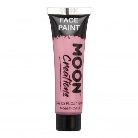 Pintura en Crema para Cara y Cuerpo en Colores