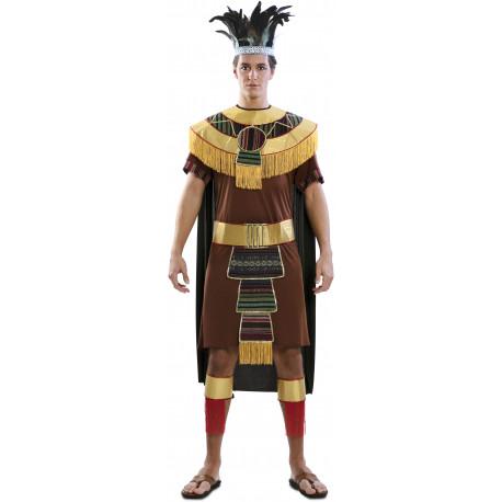 Disfraz de Azteca Tribu para Hombre