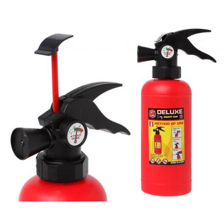 Extintor Lanza Agua Rojo de 30cm