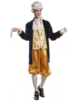 Disfraz de Noble de la Época Barroca para Hombre