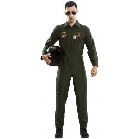 Disfraz de Piloto Aviador para Adulto