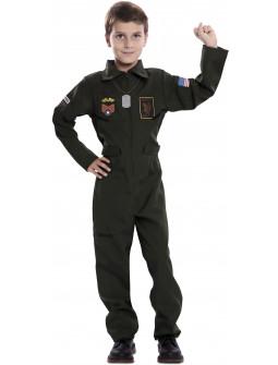 Disfraz de Piloto Aviador Infantil