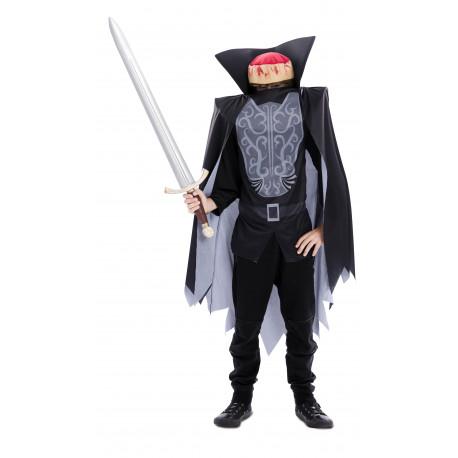 Disfraz de Caballero Decapitado Infantil