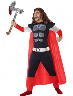 Disfraz de Thor Dios del Trueno para Adulto